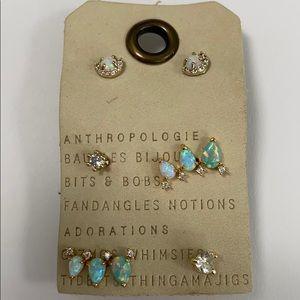Earrings by Anthropologie